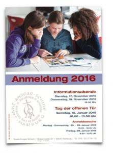 Anmeldung 2016