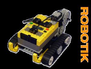 Robotikkurs für 4. Klassen